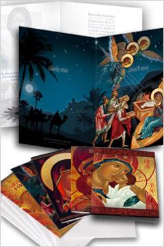 Panoramic Christmas Cards