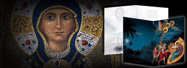 orthodox christian greeting cards featuring greek and russian icons - When Is Greek Orthodox Christmas